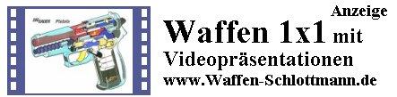 Das Waffen 1x1 wird auf der Webseite von J Schlottmann beschrieben und mit zahlreichen Videos erkl�rt