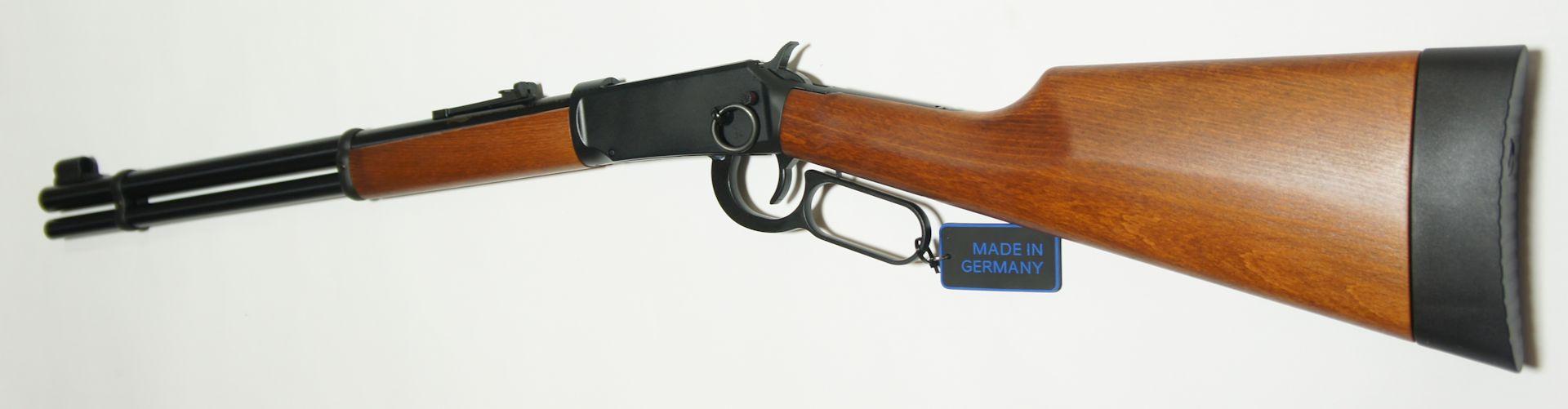 Nachbau der legendären Winchester als CO2-Gewehr