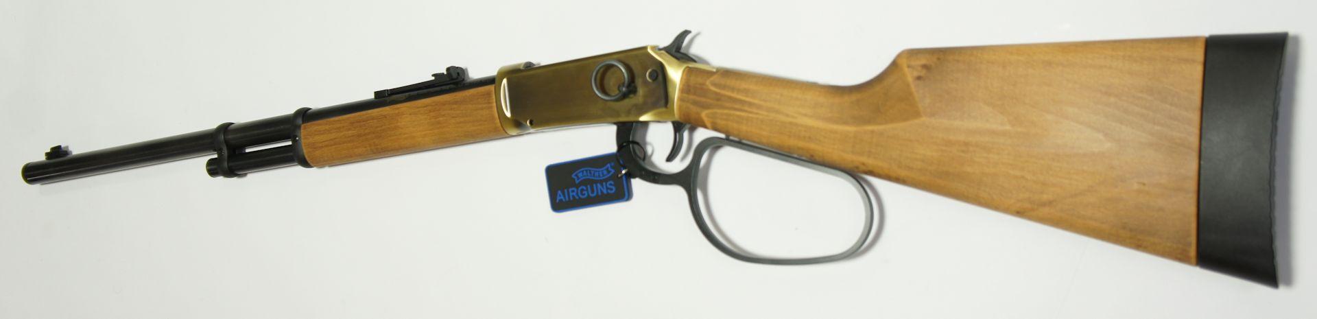 CO2 Winchester, Walther Lever Action, Duke von der Seite
