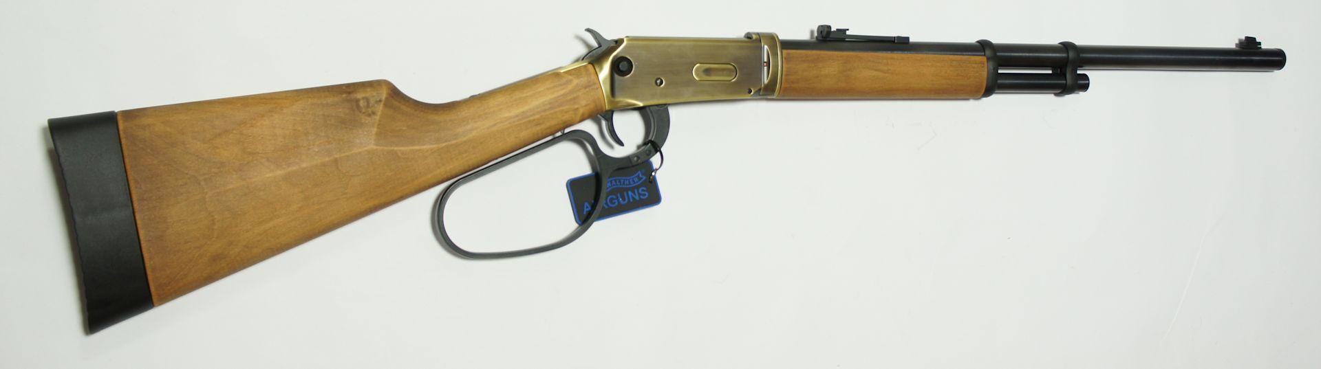 CO2 Winchester, Walther Lever Action, Duke von der rechten Seite