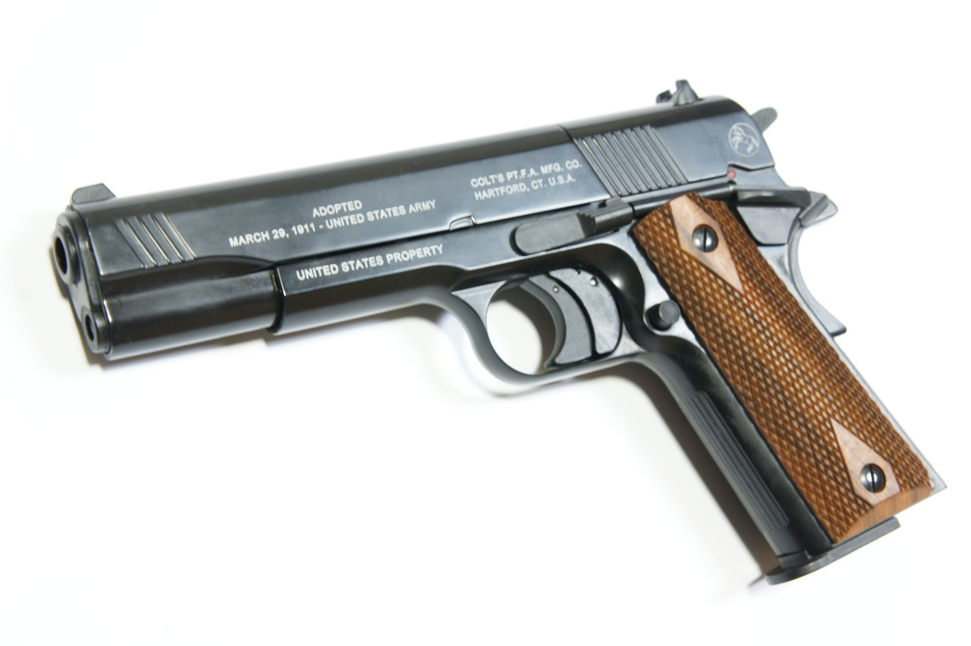 Colt M1911 - 100 Years