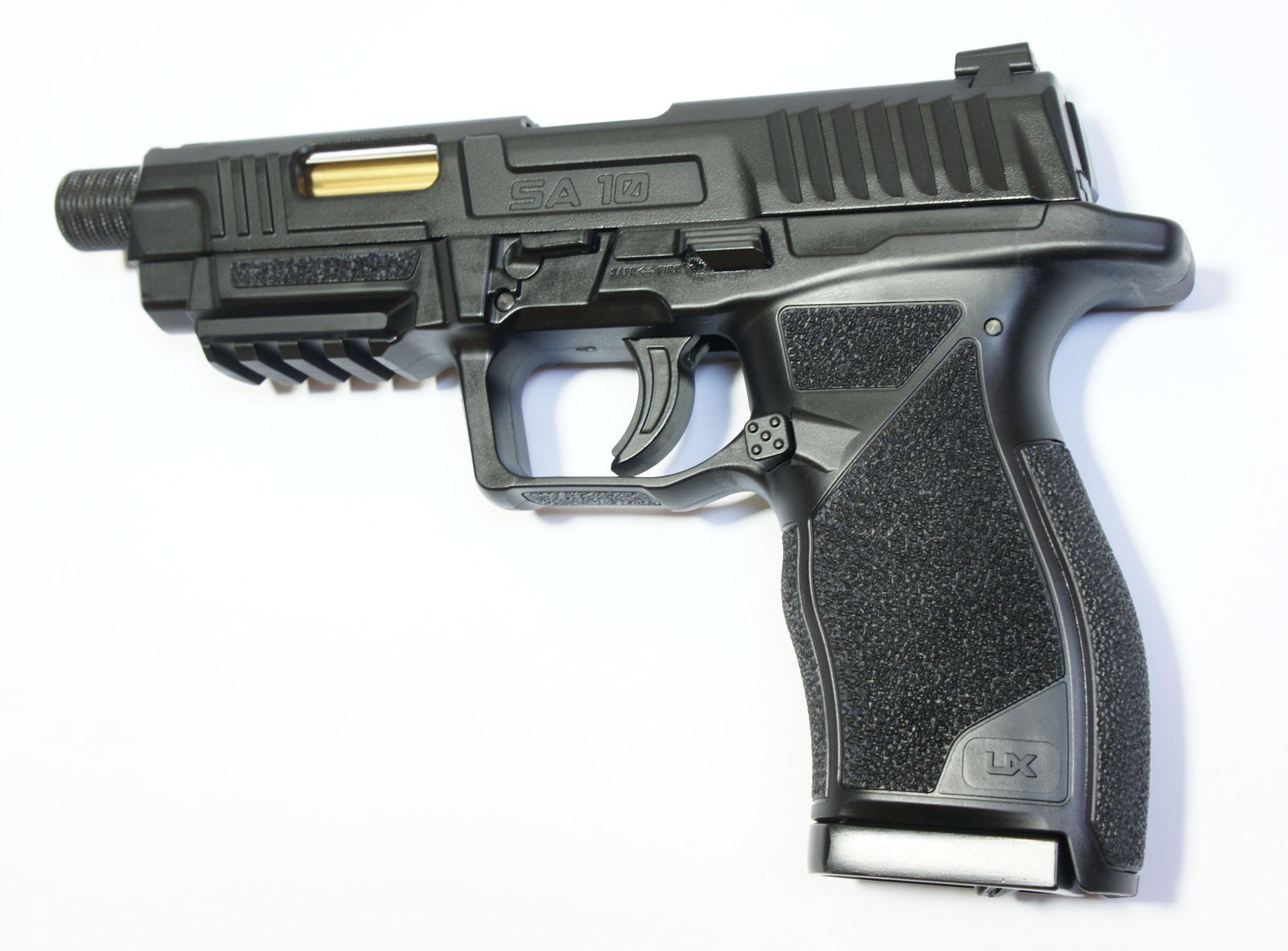 UX Umarex SA 10 CO2-Pistole - 4,5 mm