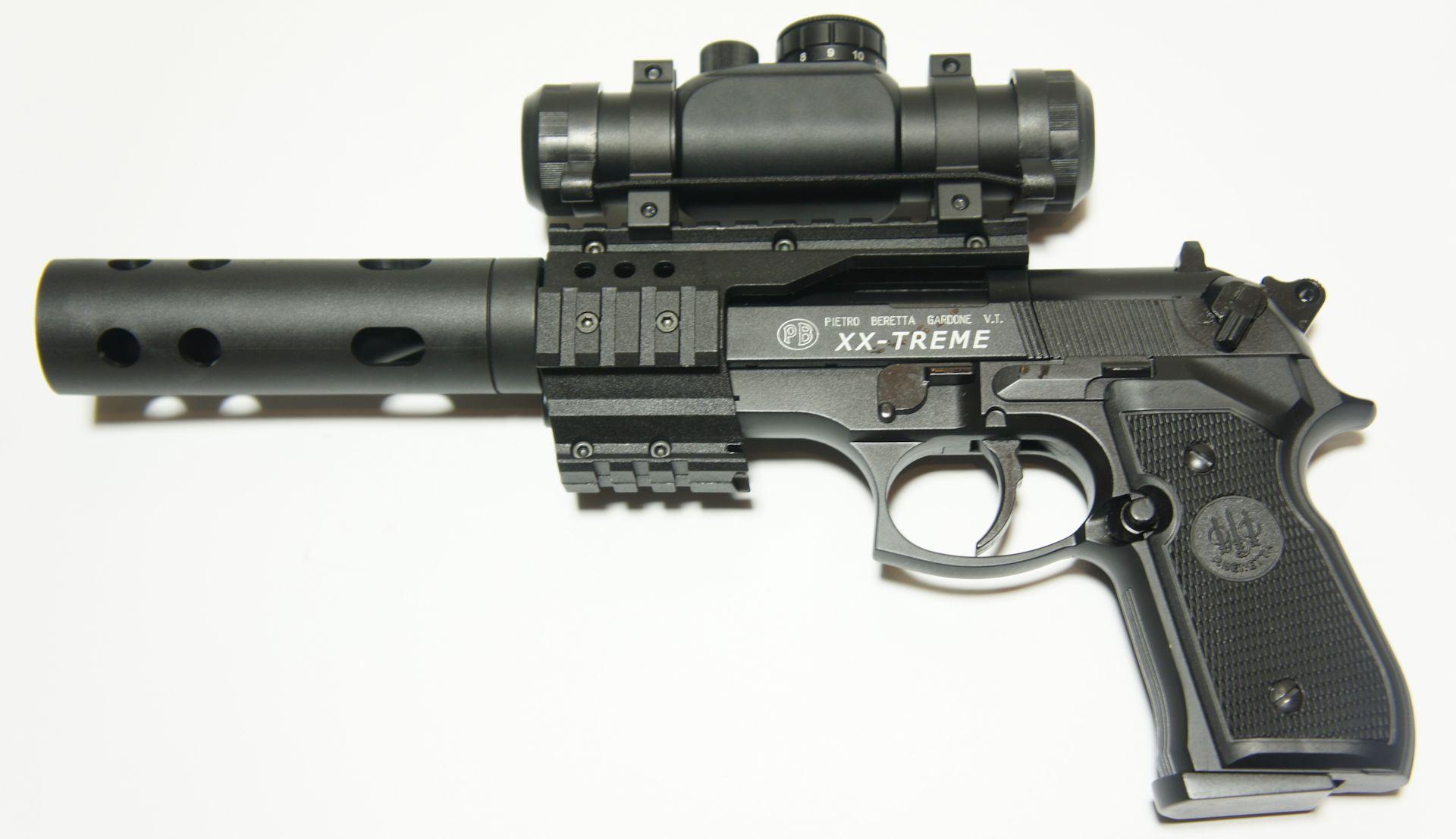 Co2 Pistole Beretta XX-Treme