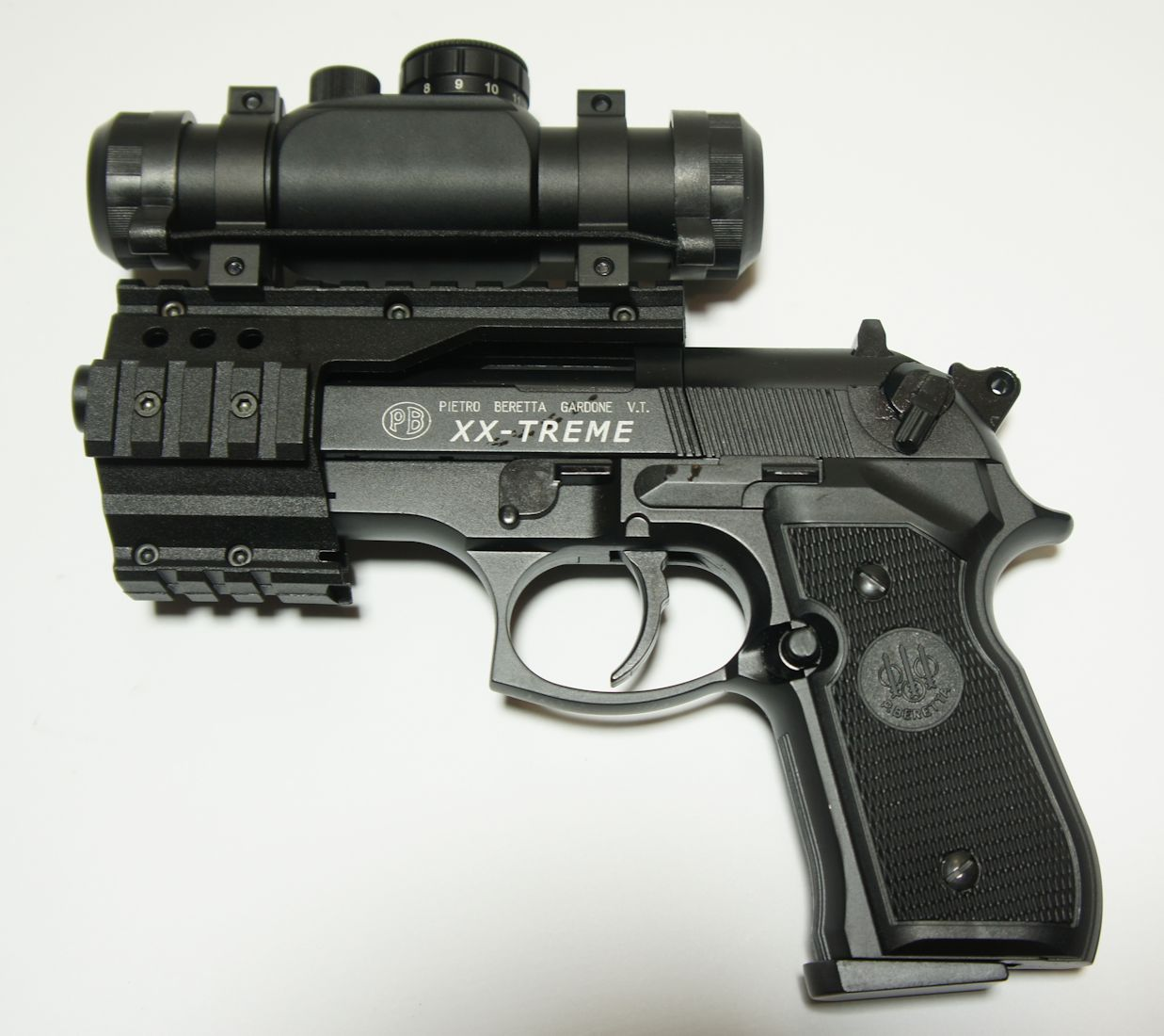 Co2-Pistole Beretta XX-Treme
