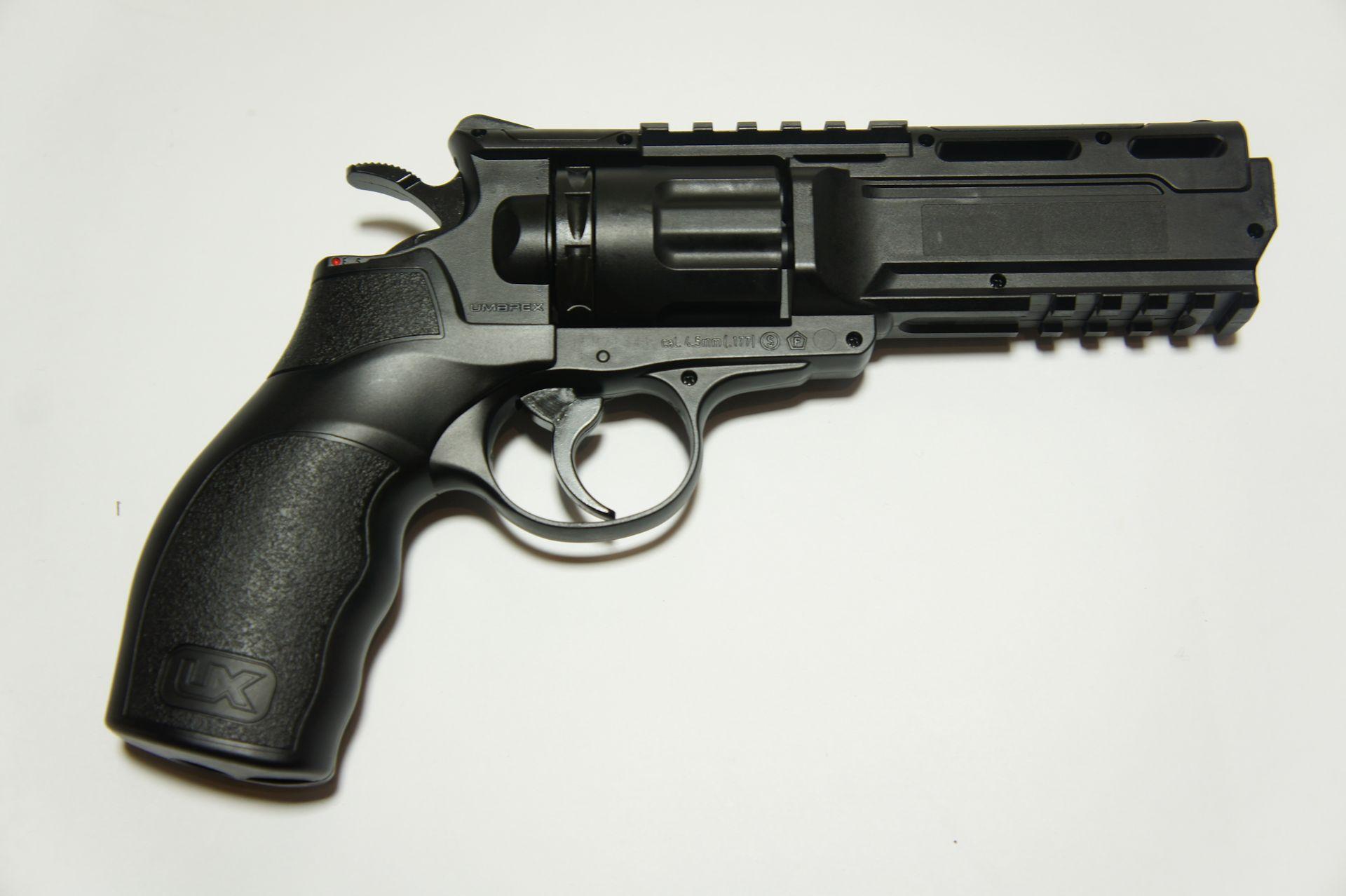 UX Tornado / CO2 Revolver Kal. 4,5mm BB