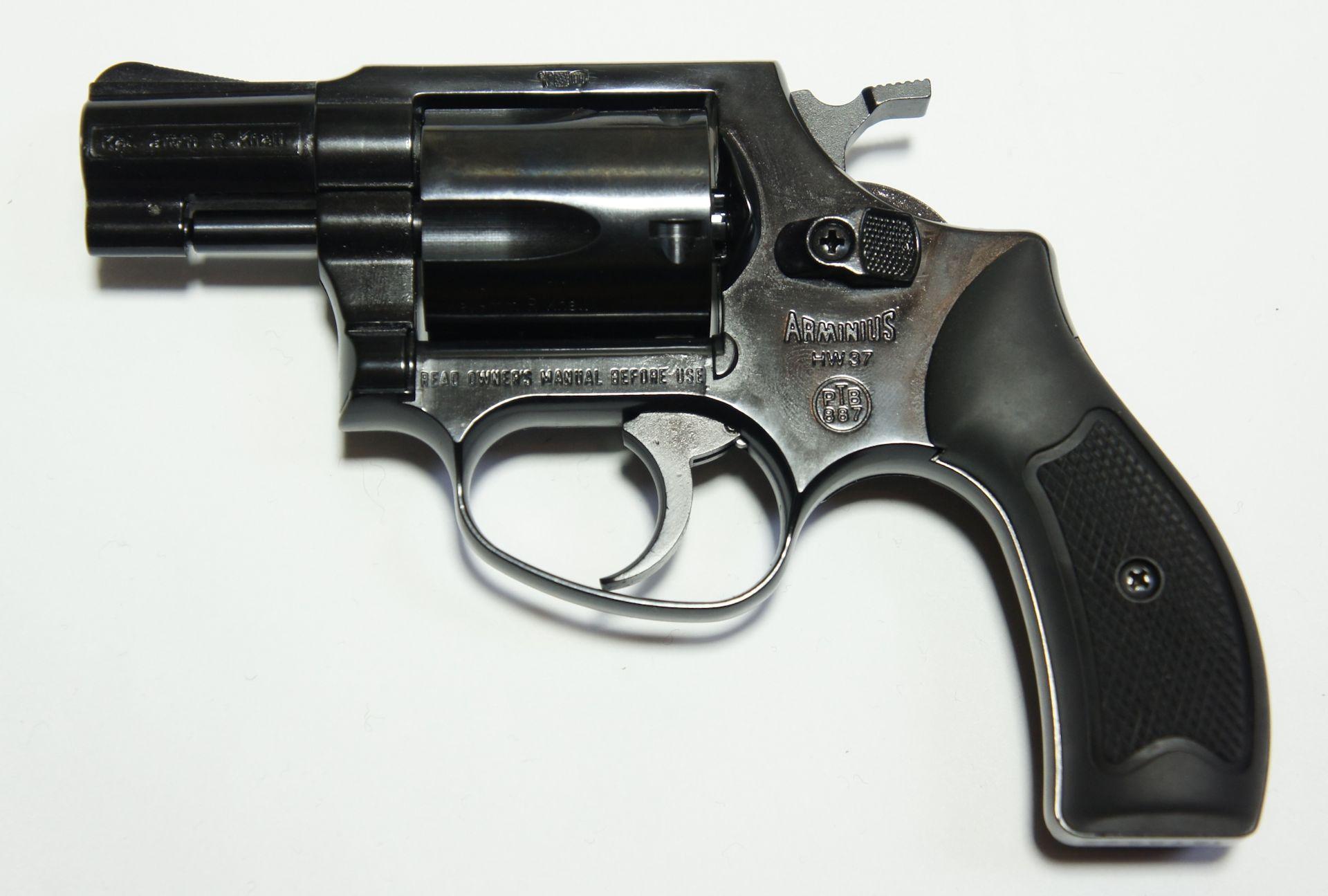 HW 37 Kal. 9 mm RK