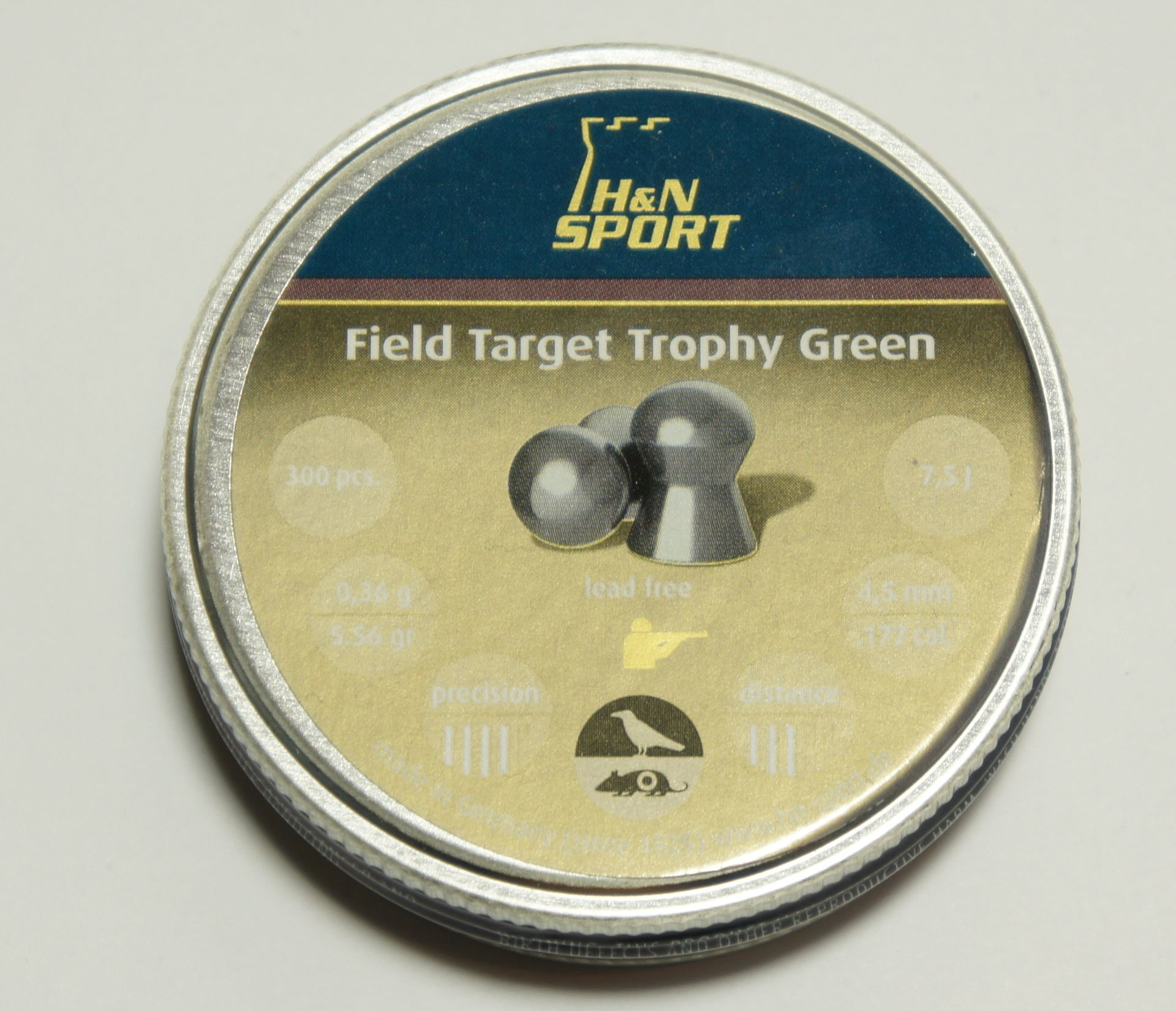 H&N FT Trophy Green