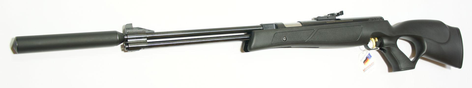 Luftgewehr HW 77K-sd im Kaliber 5,5mm mit Kunststoffschaft