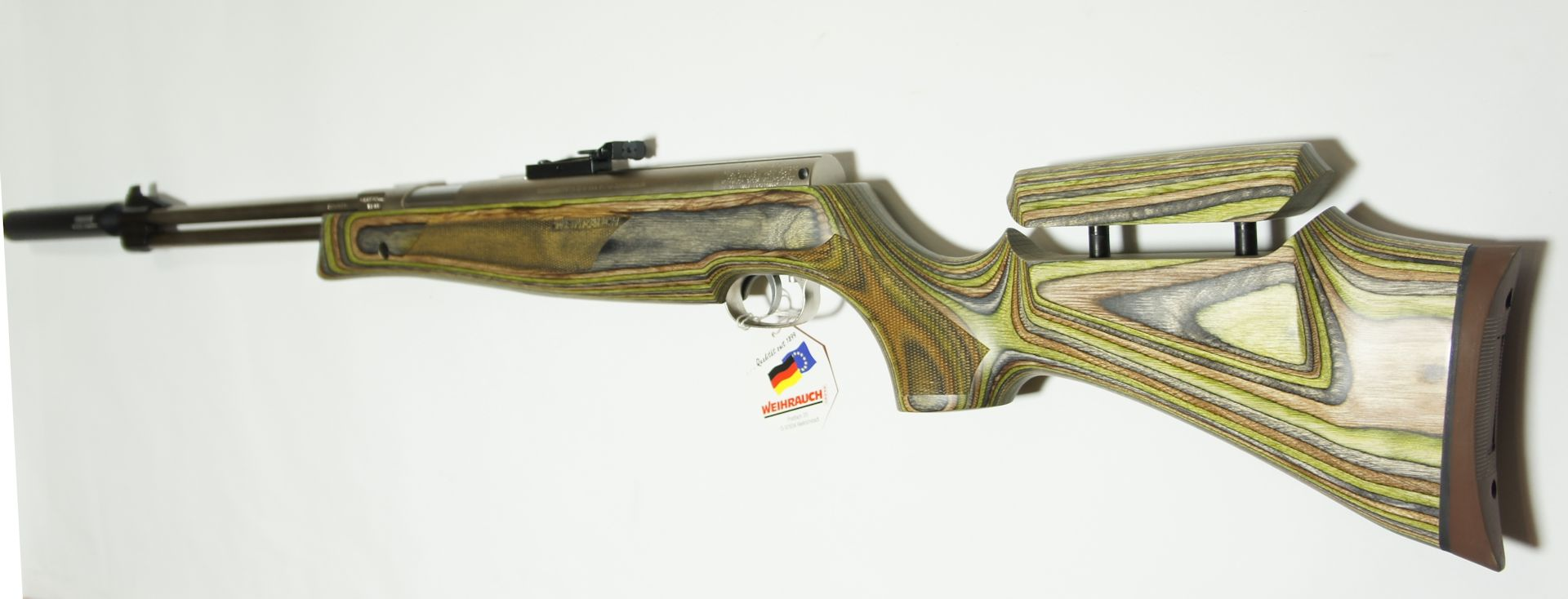 Luftgewehr HW 77 mit verstellbarer Schaftbacke
