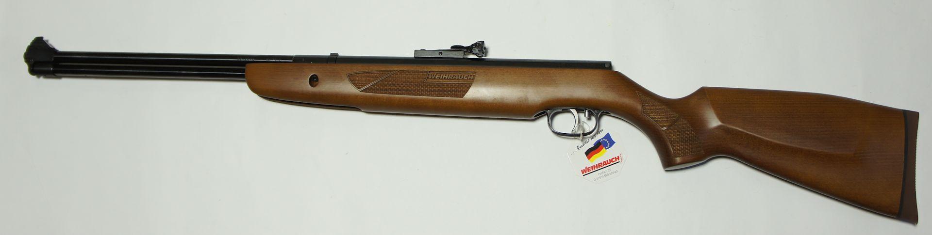 Luftgewehr HW 57 im Kaliber 4,5mm, F, Weihrauch