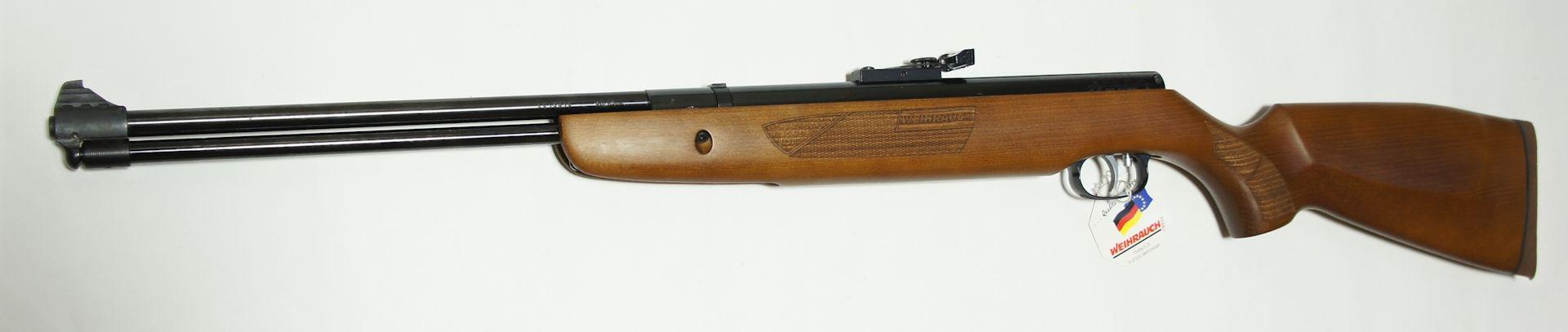 Luftgewehr HW 57, Weihrauch