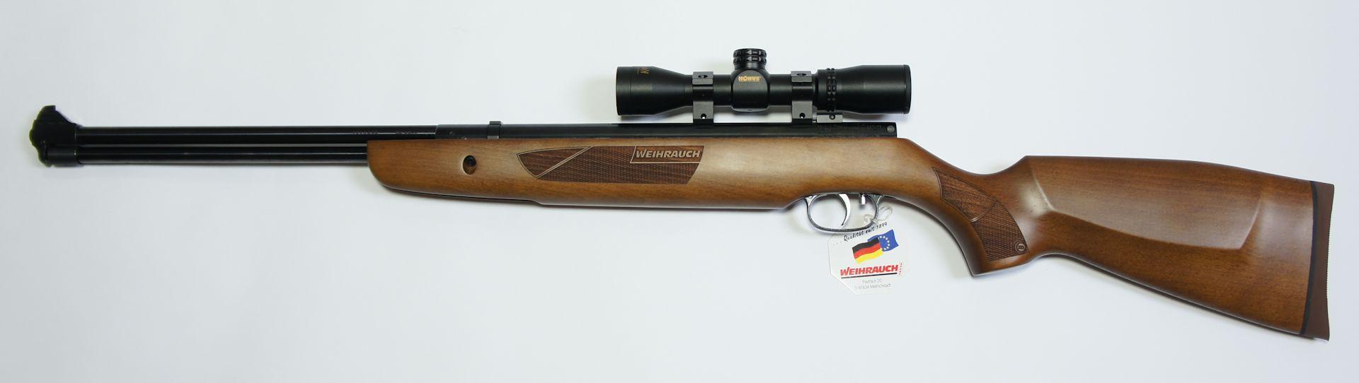 Luftgewehr HW 57 mit Zielfernrohr
