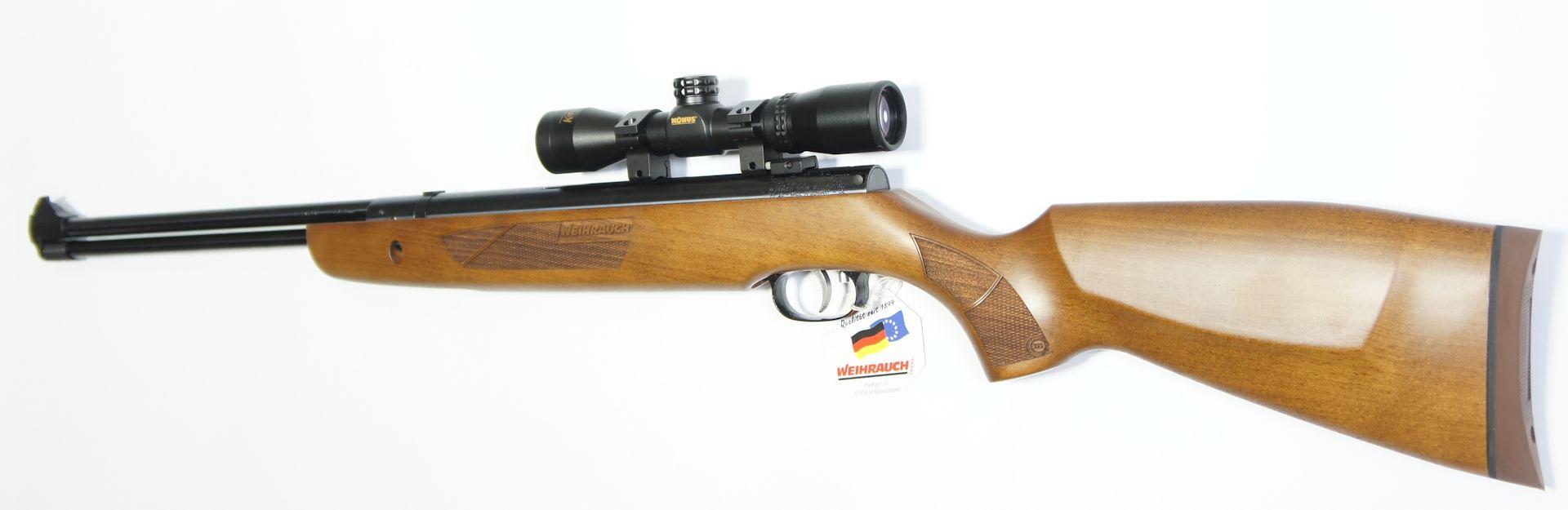 Bild ähnlich / Luftgewehr Weihrauch HW 57 mit Zielfernrohr
