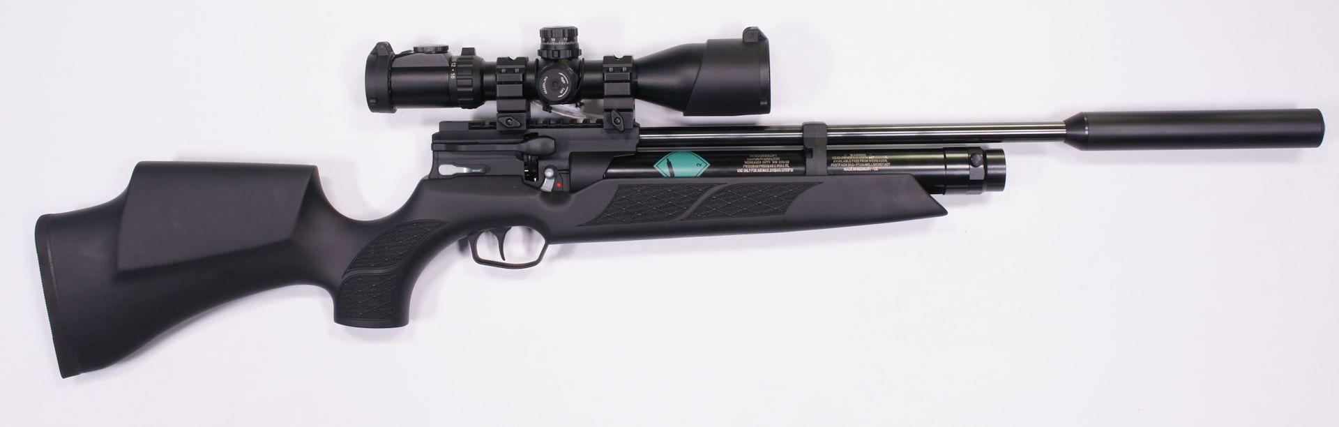 Luftgewehr Weihrauch HW 110 mit Optik UTG 4-16x44
