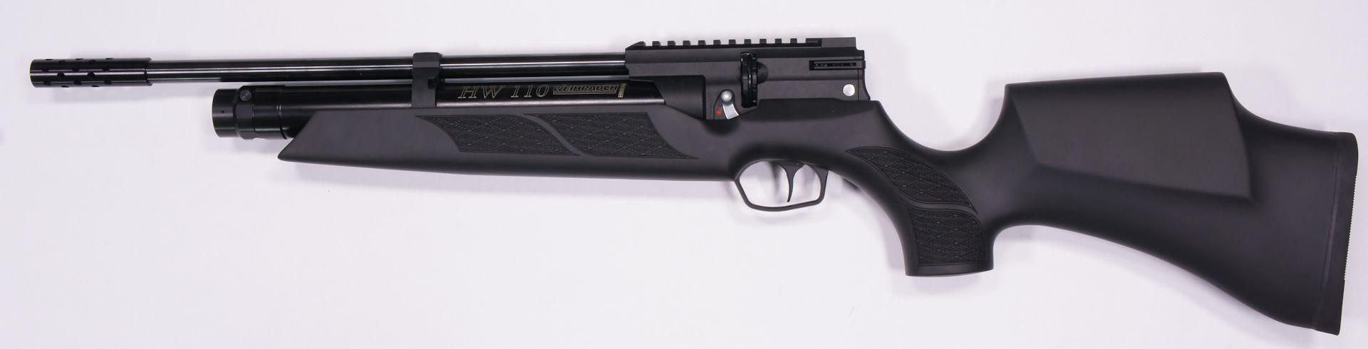 Weihrauch HW 110 ST mit Kompensator 4,5mm / FAC- EWB