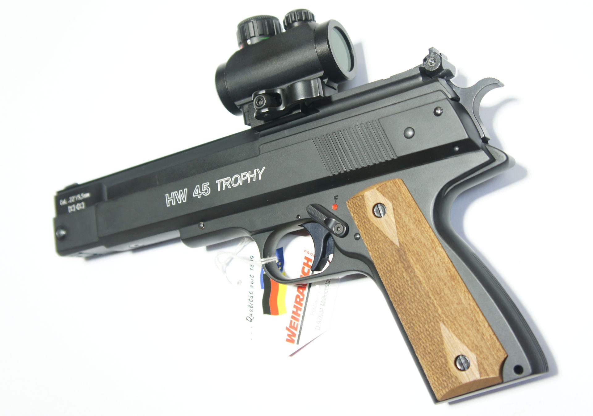 Mit dem Schnellspanner kann die Optik in Sekundenschnelle auf- und abgebaut werden.