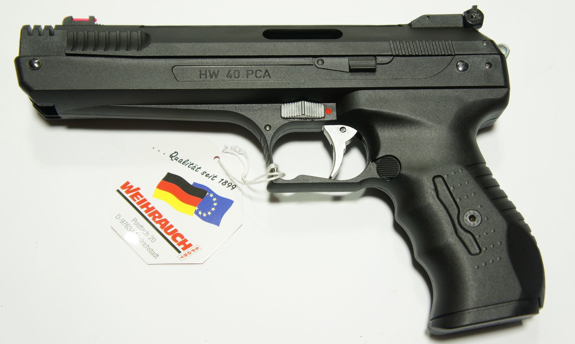 HW 40 PCA Luftpistole