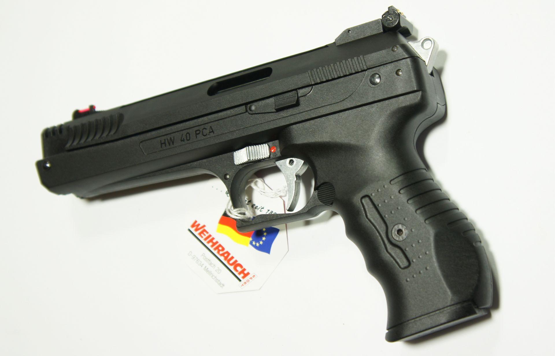 Luftpistole HW 40