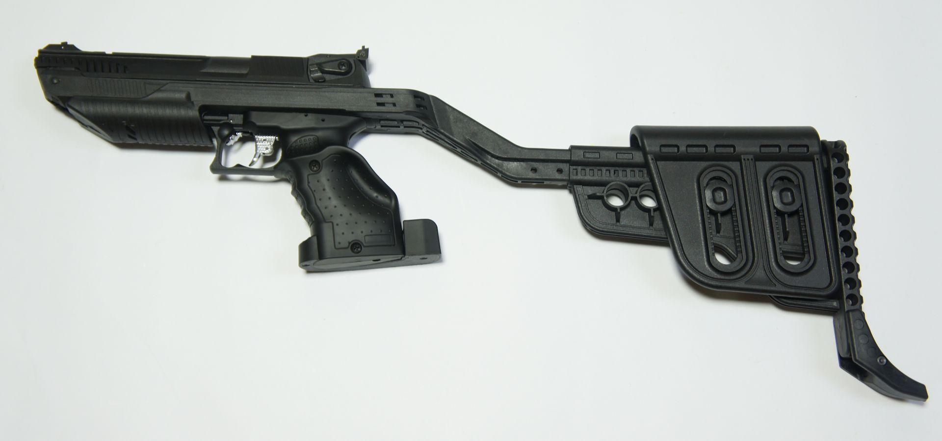 Anschlagschaft zur Luftpistole Zoraki H01