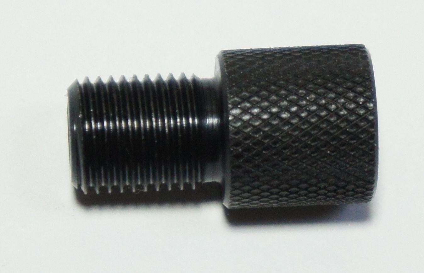 SD Adapter von 12x1 auf 0,5 Zoll UNF