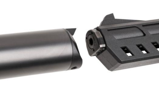 Schalldämpfer für HW 44