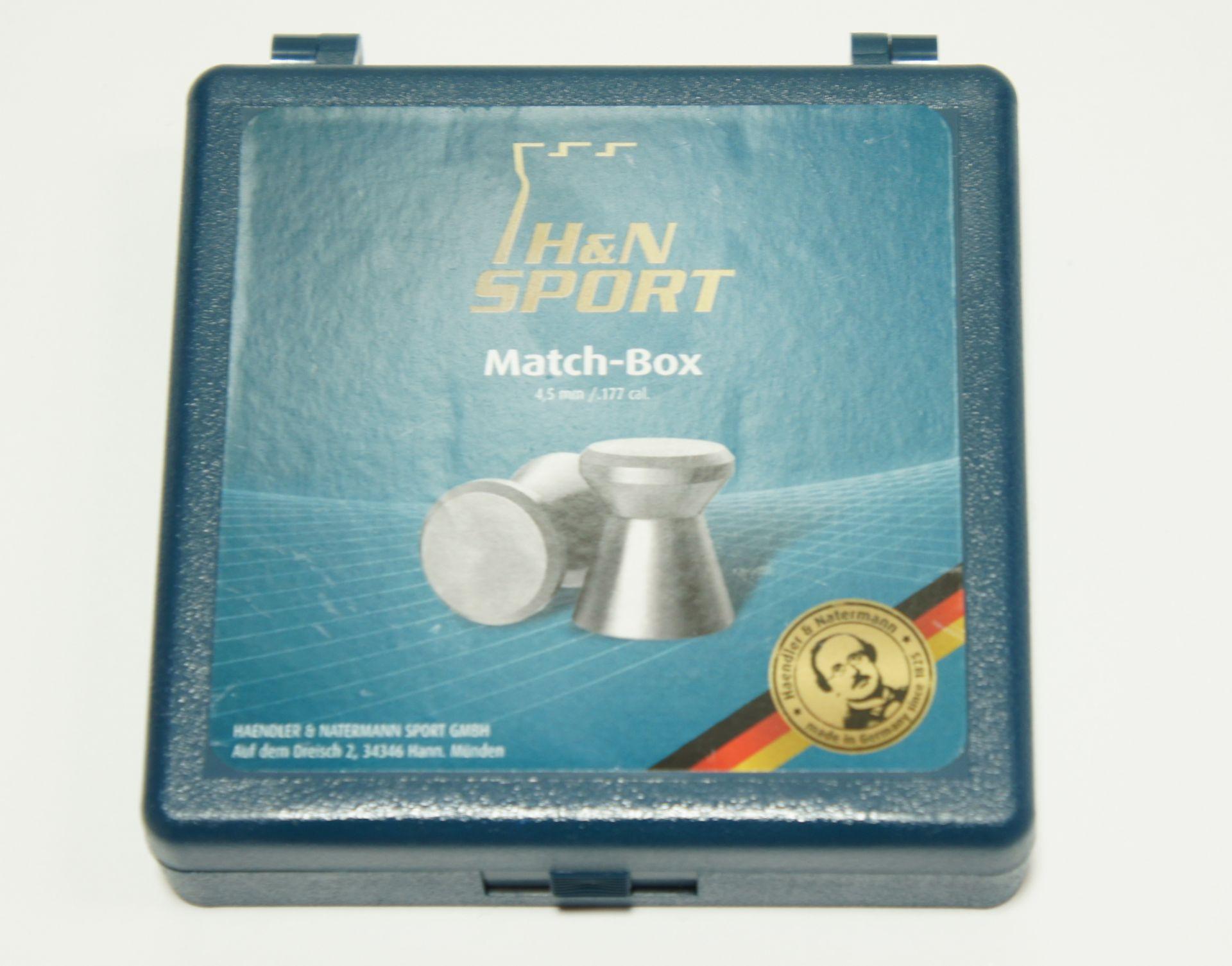 Match-Box 100