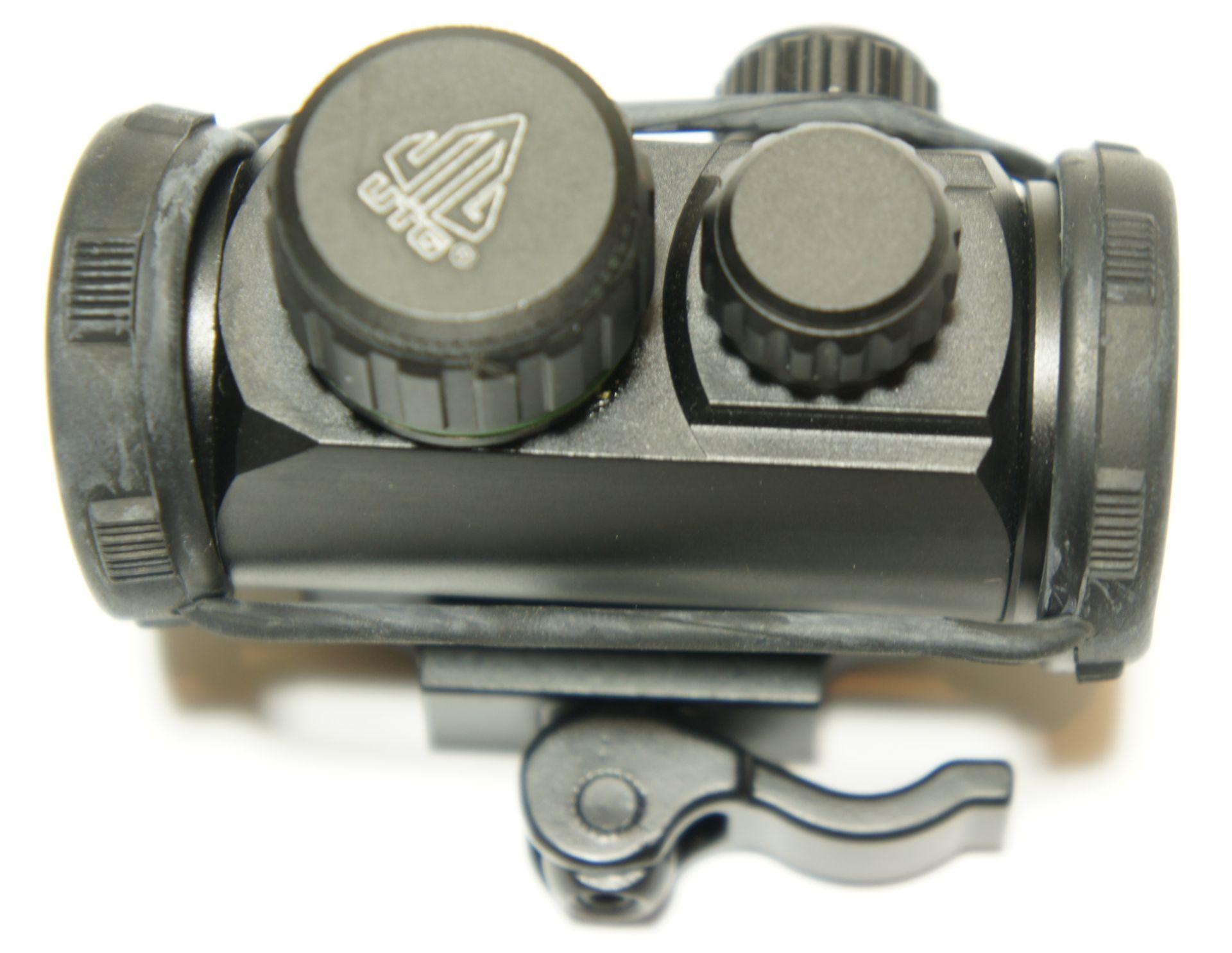 Leuchtpunktvisier UTG passend für 21mm Montageschienen