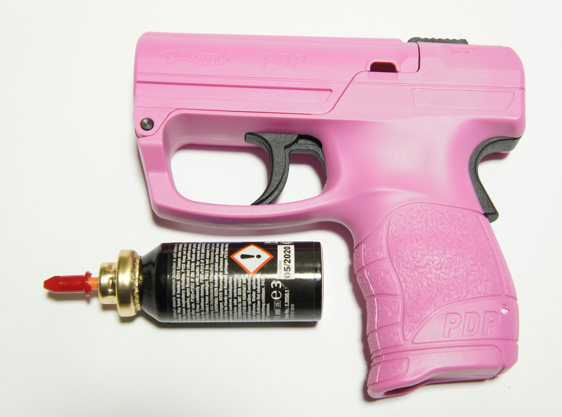 Walther PDP Sprühgerät in pink