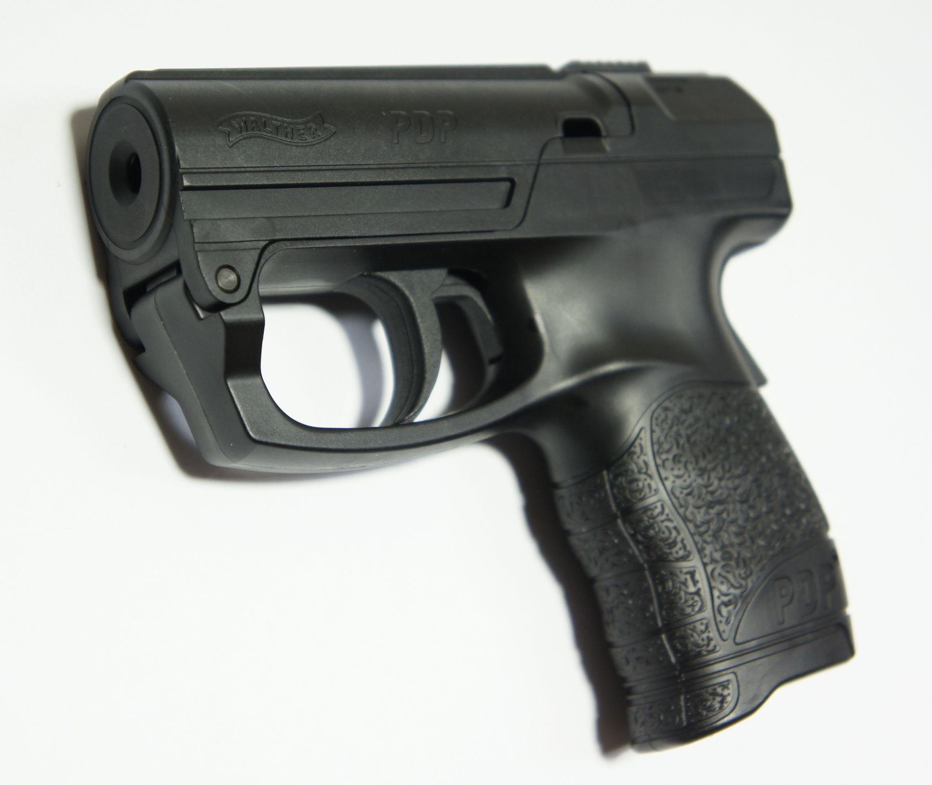 Walther PDP Sprühgerät in schwarz