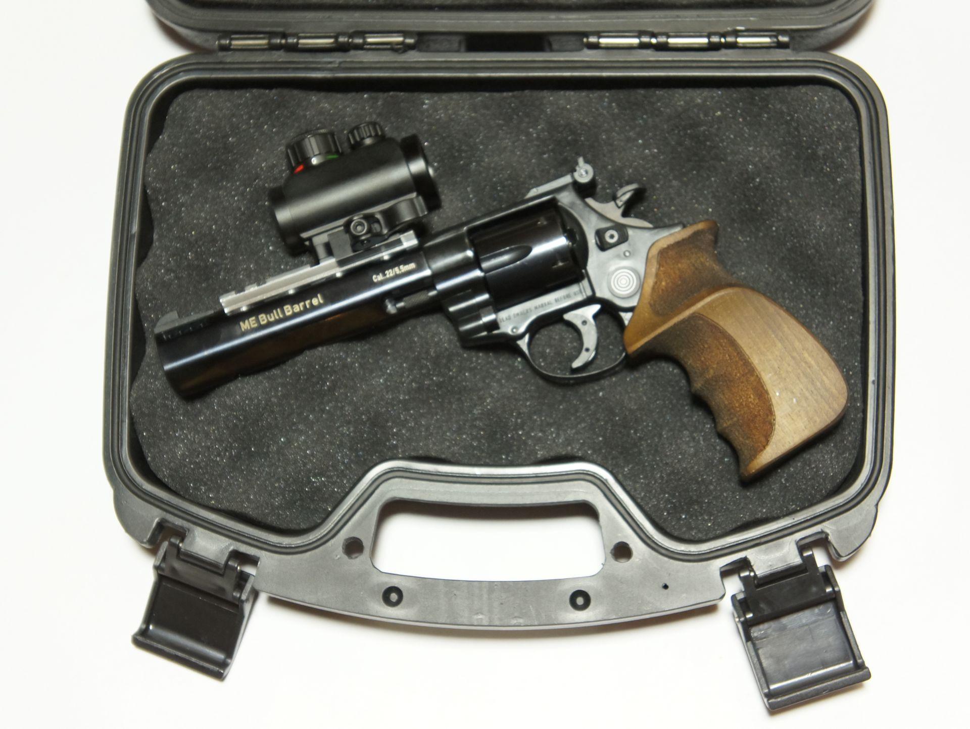 Kombinationsbeispiel mit LEP Revolver und Optik