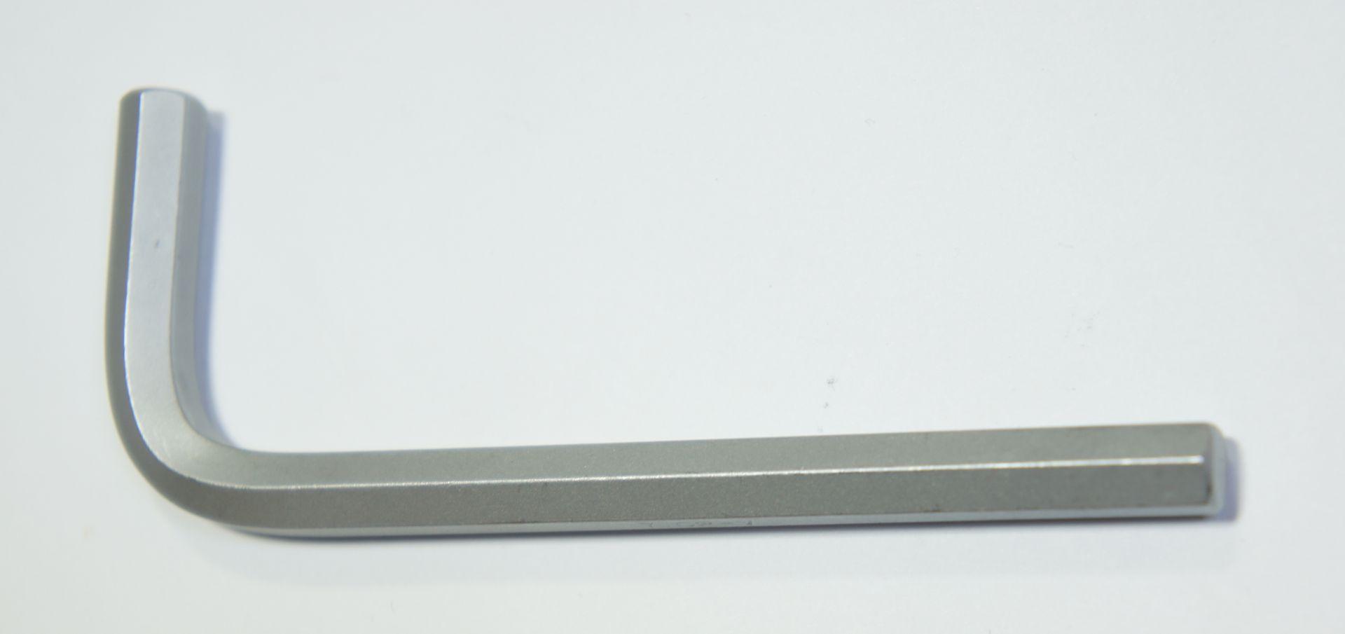 Winkelstiftschüssel Inbus 7mm
