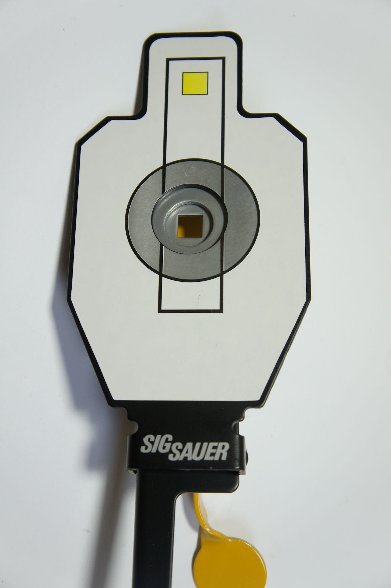 Sig Sauer Auto Reset Target