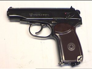 CO2 Pistole Makarov