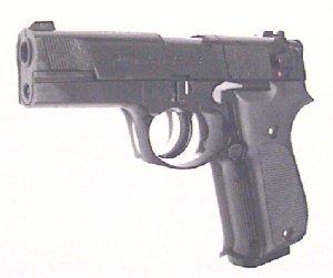 CP88 Walter CO2 Pistole