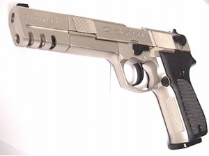 CO2 Pistole Walther CP88 Competition
