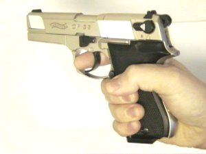 CO2 Pistole Walther CP88