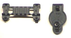 Heckler & Koch MP5 K-PDW Kaliber 4,5 mm Stahl BB CO 2 Blowback