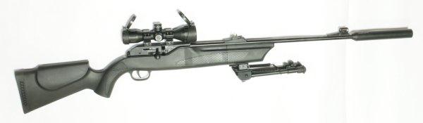 Dieses Bild zeigt das Vorgängermodell mit der älteren Schäftung