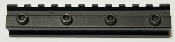 geneigter UTG Adapter von 11mm auf 21mm
