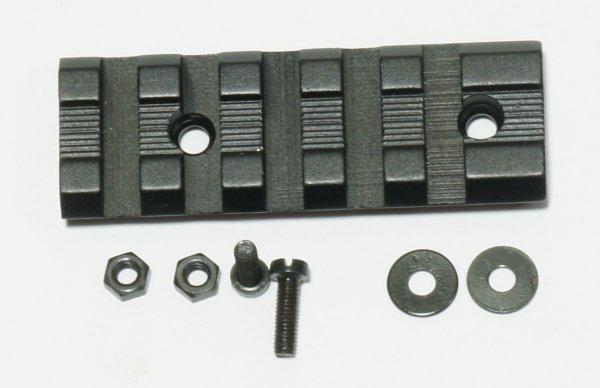 Grundplatte, z.B. für ein Zweibein am 850 Airmagnum