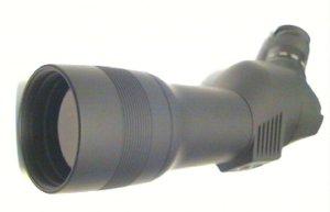 Spektiv mit 15-14- facher Vergrößerung für Naturbeobachtung oder Trefferkontrolle