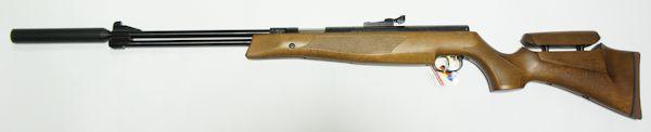 Luftgewehr HW 77 sd mit verstellbarer Schaftbacke