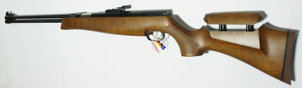 Luftgewehr HW 77 Sport, 4,5mm, verstellbare Backe