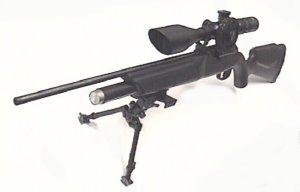 Walther dominator pressluftgewehr mit zielfernrohr walther 8 32