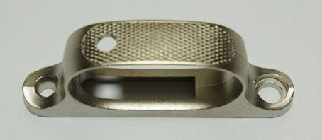 vernickelter Abzugsbügel für Luftgewehre der Marke Weihrauch
