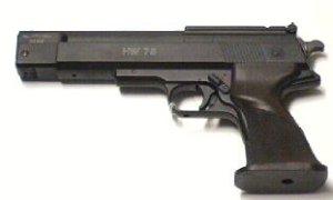 Luftpistole Weihrauch HW75