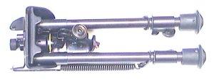 Das Harris- Zweibein ist selbstverständlich in der Beinlänge verstellbar und wird der Qualität vom Luftgewehr absolut gerecht. Schließlich ist es für scharfe Waffen konzipiert und wird hohen Ansprüchen gerecht..