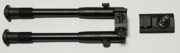 Universal Zweibein für Luftgewehr