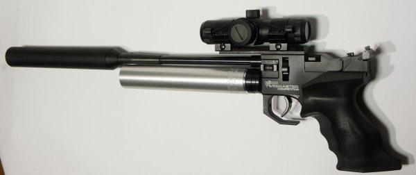 Montagebeispiel / Diese Pistolen sind nicht mehr lieferbar