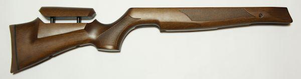 höhenverstellbarer Schaft zum Luftgewehr HW 77
